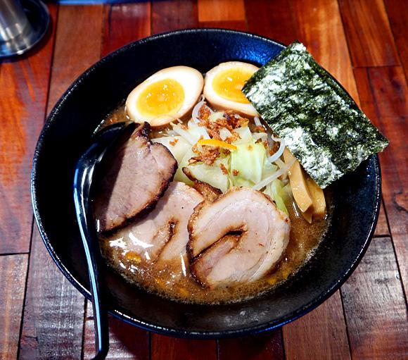 【グルメ】緻密に組み立てられた味にセンスを感じずにはいられない! 何度でも食べたくなる東京・下井草ラーメン「JIGENJI」