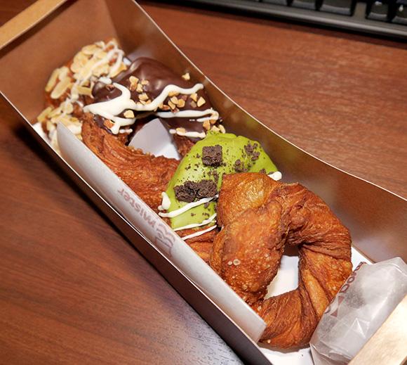 【本日発売】ミスドがドーナツシーンに新たなハイブリッド商品投入! ベーグルとクッキーの美味しさを持つ「ブルックリンメリーゴーランド」