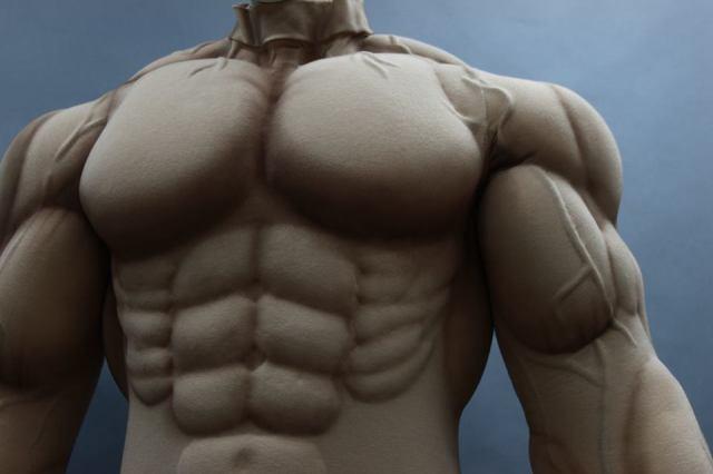 """誰もが一瞬でガチムチマッチョに!! 着る筋肉「フルボディメガ筋肉スーツ」がスゴイ / 可能な限り """"解剖学的に正しい筋肉"""" を再現"""