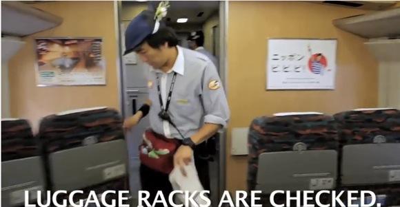 新幹線・清掃チームの『お掃除動画』に世界から驚きの声!! 「美しい」「ウチの国にも来てほしい〜」