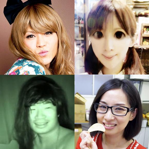 アジア女子には要注意!? 男心に衝撃を与える『アジア4大妖術』が話題に 「韓国の整形」「中国のフォトショ」「タイは性転換」「日本はメイク」