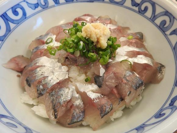 天然よりウマい養殖アジが食べられる「いけすや」日本一のアジ養殖漁協直営店のアジ丼に感動
