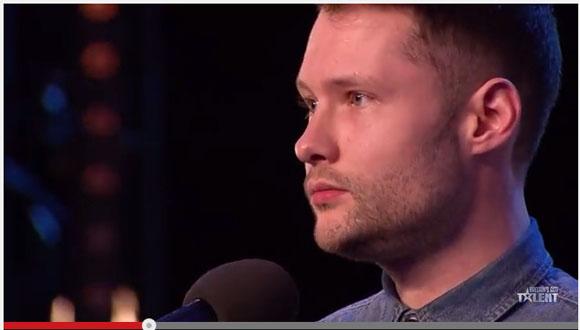 彼の歌声に猛烈に感動した! 英オーディション番組に物凄い才能を秘めた逸材あらわる
