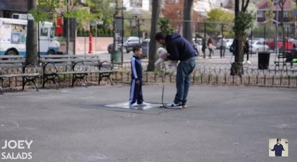【衝撃検証動画】あなたの子供は大丈夫? ある方法を使った誘拐実験の結果が恐ろしすぎる