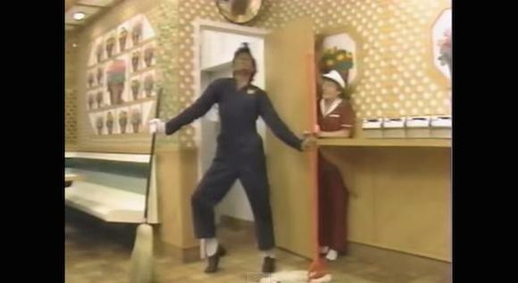 1984年に作成された米マクドナルドの教育ビデオがもの凄くマイケル・ジャクソン / タイトルは『Clean It』