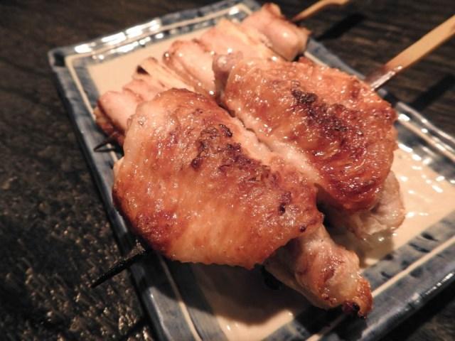 ゲーム会社ニトロプラスが運営する串焼き屋「炭グリルBAR 裏秋葉原」がウマい! ワインと焼鳥好きには特にオススメ