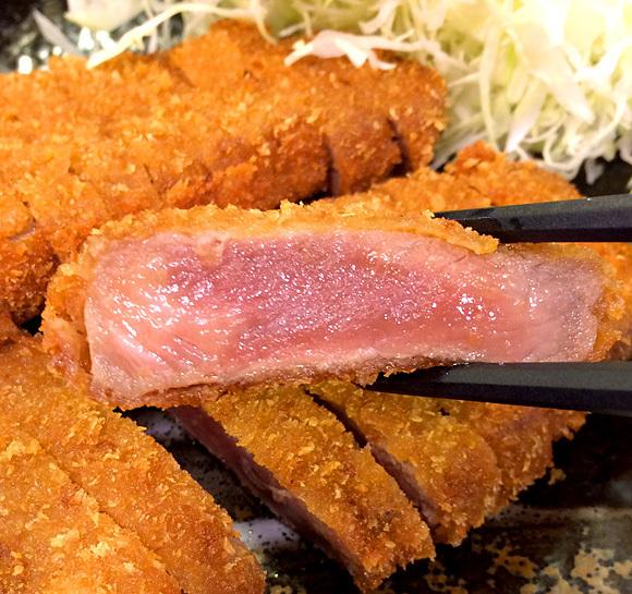 【都内唯一】サーロイン専門の牛かつを提供するお店『サーロイン牛かつ池田』東京・池袋