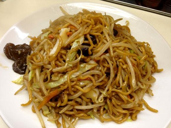 渋谷最強の大衆中華料理店! 何でもウマいが大穴『正油焼きそば』はマジ絶品!! 東京・渋谷「兆楽」