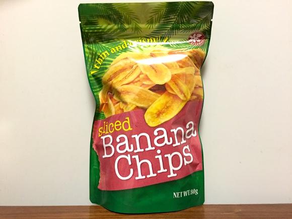 史上最ウマ「バナナチップス」をカルディコーヒーファームで発見!