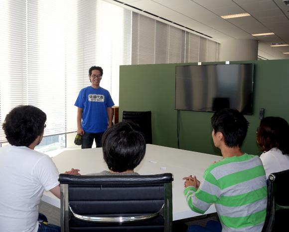 佐藤が「佐藤代表Tシャツ」を着て面接官全員佐藤の「佐藤採用」面接を受けてきた!