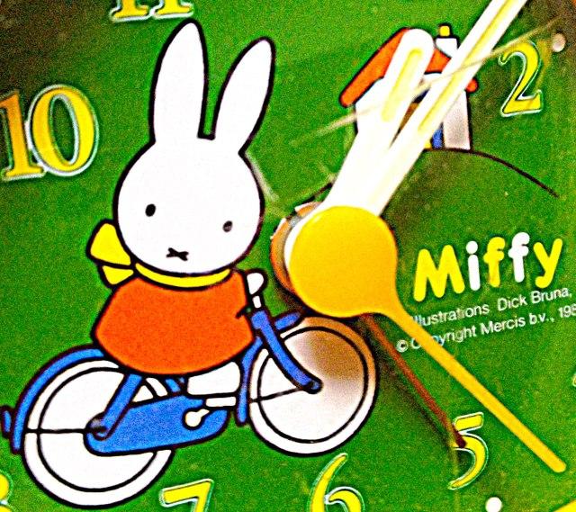 【心からおめでとう】きょう6月21日はミッフィーちゃんの誕生日!! ミッフィーちゃん60歳の還暦おめでとう!