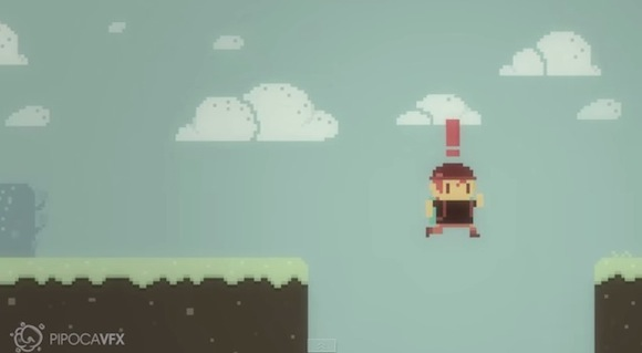 【2分で泣ける動画】8ビットで描かれた男の人生が忘れかけていたものを思い出させてくれる