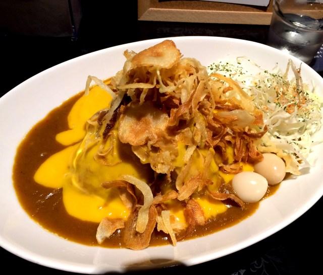【カレー探求】たまねぎの甘さがジワリ! 淡路島カレーの人気店「咖哩なる一族」 東京・西新宿