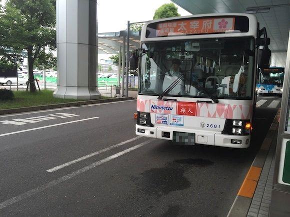 【知っ得情報】福岡市内から「太宰府天満宮」まで直通で行けちゃうバスが超便利!!