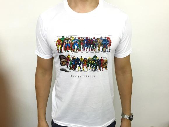 【知っ得】「アベンジャーズTシャツ」はユニクロよりGUの方が絶対にカッコいい! しかも1枚690円だぜ!!