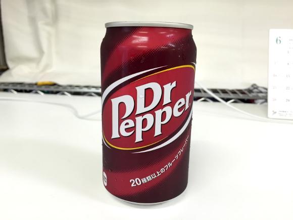 【マジか】海外には0キロカロリーの『ドクターペッパー』があるらしい / 日本でも販売してくれるようコカ・コーラに懇願してみた