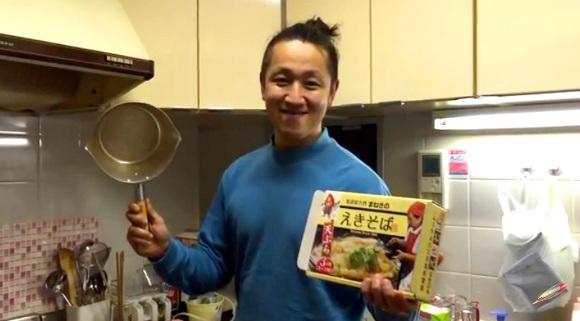 【超ライフハック】クッキングパパの「荒岩さん」の真似をしながら料理をすると普段の10倍楽しい