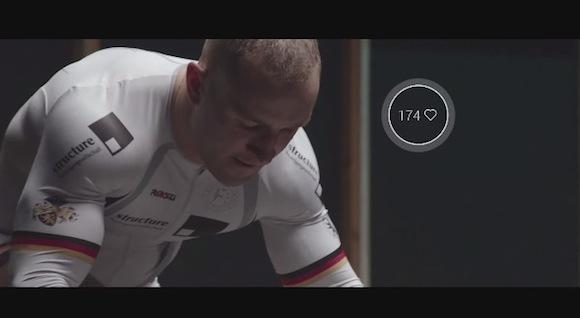 【衝撃検証動画】オリンピック選手が本気で自転車をこいだ熱はトーストを焼くことができるのか