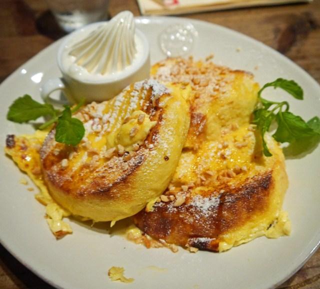 【グルメ】高級ソフトクリーム「クレミア」に漬け込んだフレンチトーストが美味すぎる! これこそ至高のフレンチトーストである