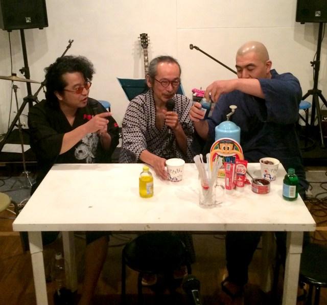 2013年に続いてロックバンド「人間椅子」が再びオズフェストに参戦決定! レアなアニメソングカバー映像も公開