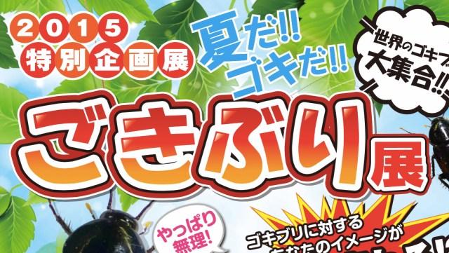 【マジかよ速報】山口県の周南市徳山動物園で『ごきぶり展』開催決定! 「ふれあい体験」や「ゴキブリレース」もあるぞ!!
