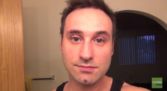 【衝撃動画】ヒゲが生えやすい男性が限界まで生やしたらこうなった