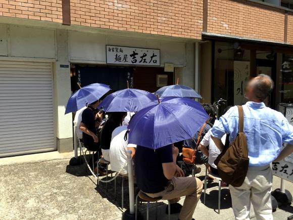 【行列攻略マニュアル】超人気行列店は何時に行けば一番乗りできるのか? 東京・木場『麺屋 吉左右』