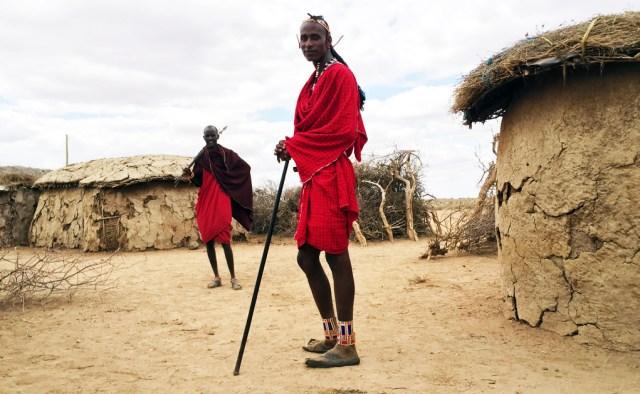 【ライオンより強い男】ケニアに行って「マサイ族最強の戦士」を探してきた