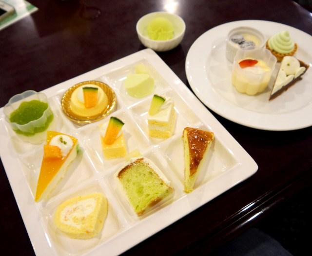 終了間近! 池袋サンシャインシティプリンスホテルで「メロンスイーツ」の食べ放題をやってるぞ~! 平日大人2000円