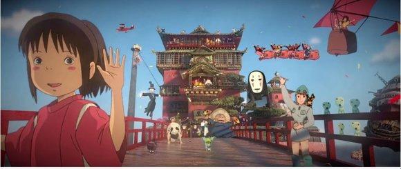 【大画面で堪能せよ!】 『ナウシカ』から『風立ちぬ』まで……ファン製作「宮崎駿トリビュート 3Dアニメ」の完成度が凄まじい!