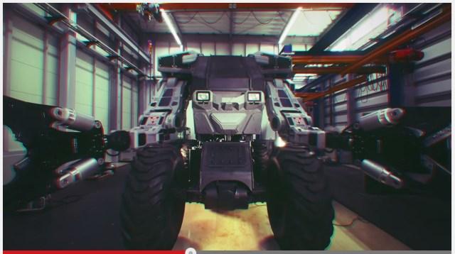 全長7メートル超、総重量15トンの巨大ロボット「SUPER GUZZILLA」に搭乗体験できるイベントが7月18日から始まるぞ~ッ!!