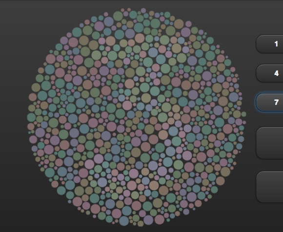 【目のテスト】あなたは数字が見える? ネットで自分の色覚をチェックしてみよう!