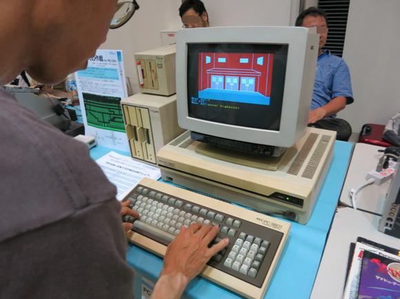 【マイコン大集合】超絶レトロパソコンのオーナーが一堂に会すイベントが古傷をえぐられるようで感動的だった Byクーロン黒沢