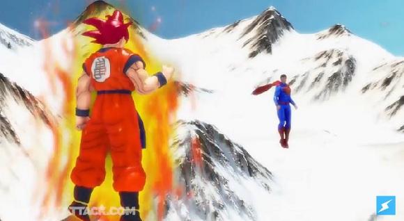 悟空vsスーパーマンの結果にドラゴンボールファン大激怒!「ヤムチャで十分だろヤムチャで!!」