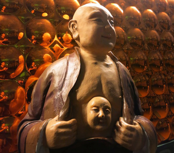 【仏教界のディ●ニーランド】ここは地獄か極楽か? 台湾仏教の聖地はぶっ飛んでいた! Byクーロン黒沢