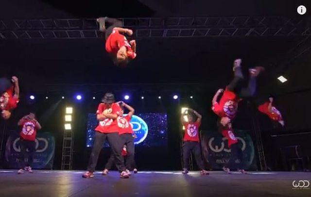 【動画あり】九州男児の底力!! ワールド・オブ・ダンス大会で優勝した日本ダンスグループ「九州男児新鮮組」がマジでブっ飛びすぎ!