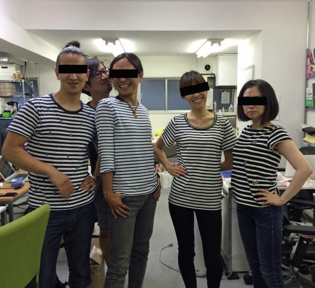 【疑問】ボーダーシャツばっかり着るヤツは何なのか?