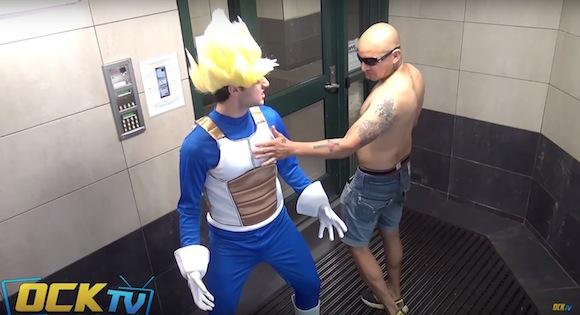【衝撃検証動画】初対面の人に「いきなり!ドラゴンボール」をやったらこうなった