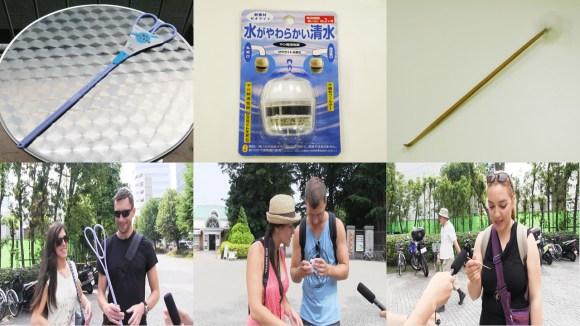 布団叩きに耳かき棒! 外国人に日本グッズを見せて「何に使うものなのか」予想してもらったら意外な結果に