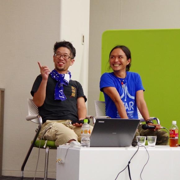 【イベントレポート】GO羽鳥と佐藤記者が『ロケットニュース24の作り方』を熱弁! 今回の会場はなんと公共施設「川口メディアセブン」