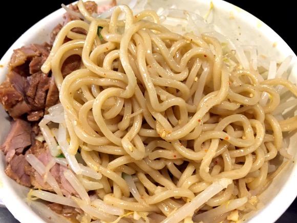 【夏の二郎系】灼熱の今こそマシマシ「冷やし担々麺」を食すべしッ!! 東京・御徒町『麺や希』
