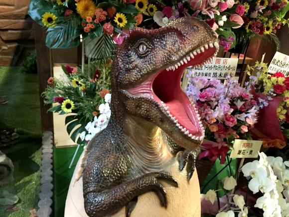 【恐竜だらけ】ジュラ紀にタイムスリップ! 太古レストラン酒場「ダイナソー」に行ってみた
