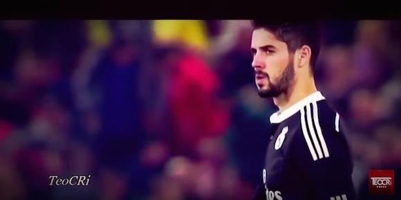 【神業動画】内田篤人選手に神と言わしめた「スペイン代表・イスコ」がどんな選手か一発でわかるスーパープレイ集