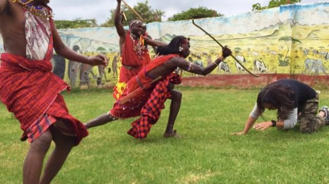 【動画あり】マサイ族の戦士たちに「ライオンの倒し方」を教えてもらった