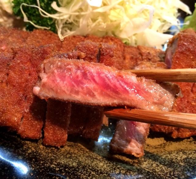 牛かつの人気店「もと村」が新宿にも出店していた! 食欲がわかないという時こそ牛かつ食おうぜッ!!