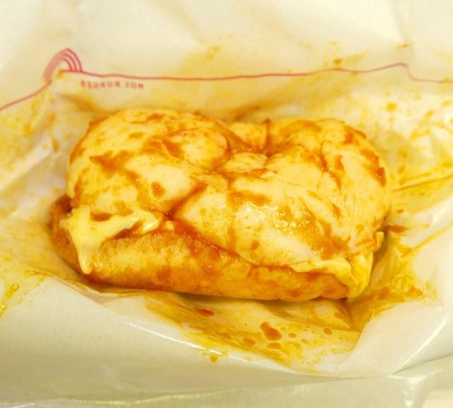 【本日発売】ハンバーガーまるごとベチャベチャに濡れたモスの「ぬれバーガー」を食べてみた