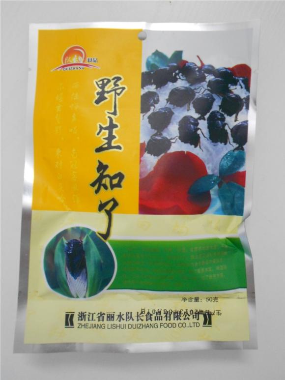 【中国】セミの名産地からセミをお取り寄せして食べてみた