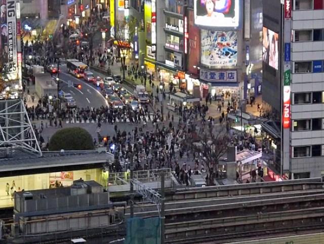 【田舎の人必見】東京で遊びに行くと人の多さに死ぬほど疲れる場所4選 + α