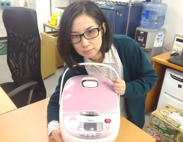 【動画あり】中国の炊飯器がヤバいというのは真実か? 中国で買った炊飯器を日本に持ち帰って実際にコメを炊いてみた
