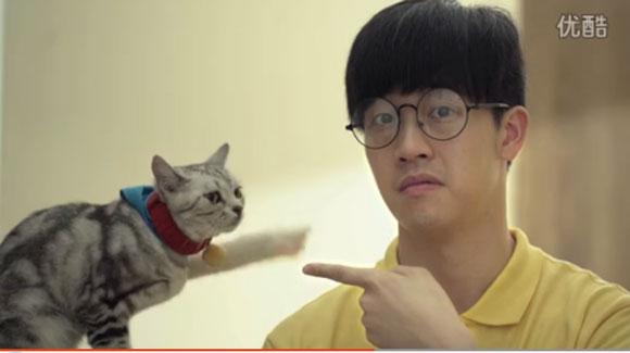 【衝撃動画】中国の実写版『ドラえもん』の本編が公開! 本物の猫がドラえもん!! そのクオリティが予想外な件